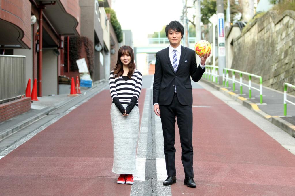 TBS「SUPER SOCCER」の元アシスタント加藤未央さんと対談